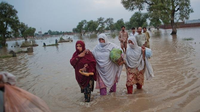 90 людей загинули в Пакистані в результаті мусонних дощів за останні три дні
