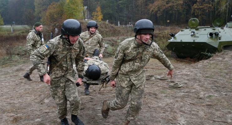 смена командующего украинским спецназом