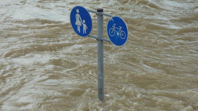 повінь в Карачі