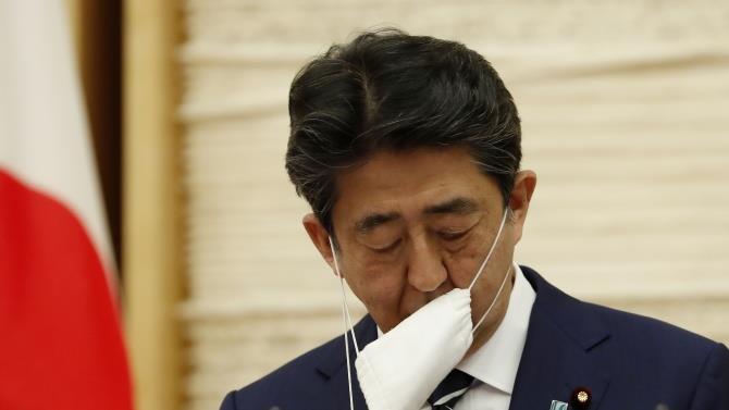 прем'єр-міністр Японії Сіндзо Абе йде у відставку