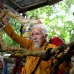 В'єтнамець відростив 5-метрове волосся за 80 років