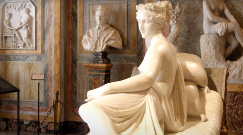 австрійський турист зламав пальці знаменитої скульптури