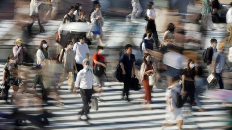 Япония пережила самый большой экономический спад за последние десятилетия