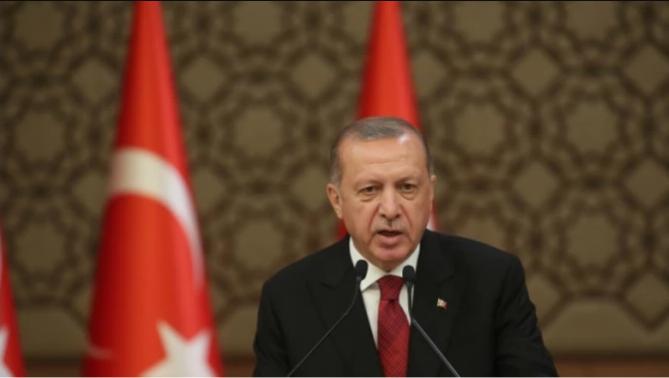 Ердоган подав до суду на лідера найбільшої опозиційної партії Туреччини