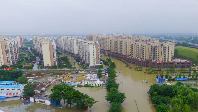 Летние наводнения в Китае нанесли ущерб на 25 миллиардов долларов