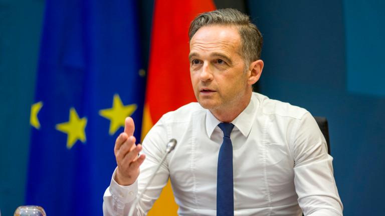 Германия недовольна действиями США по отношению к Северному потоку-2