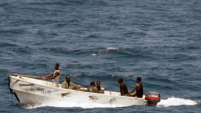 Перше захоплення корабля біля берегів Сомалі з 2017 року