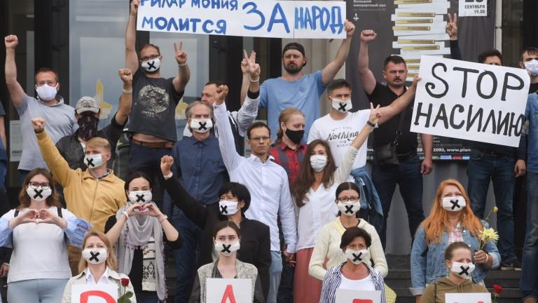 Збройні сили заблокували офіс російської пошукової системи Яндекс в Мінську
