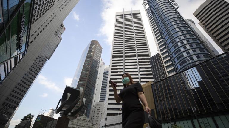 Сінгапур впав у глибоку рецесію
