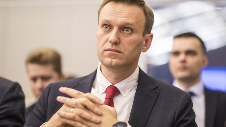 Росія відмовляється перевезти Навального на лікування в Німеччину