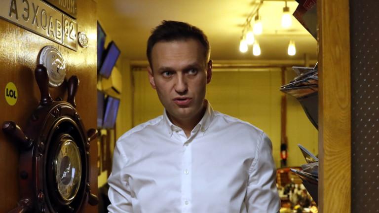 У тілі Навального виявили речовину, яка створювала небезпеку і для оточуючих його людей