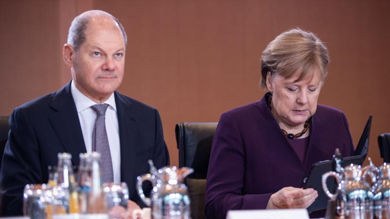 Олаф Шольц - кандидат від соціал-демократів на пост канцлера Німеччини