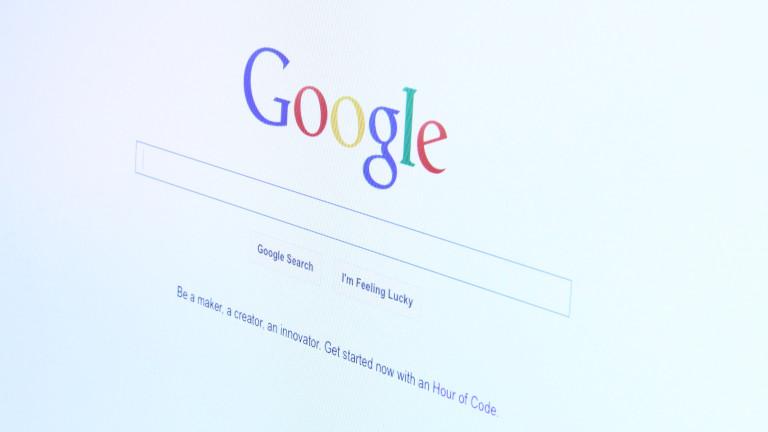 Збій сервісів Google