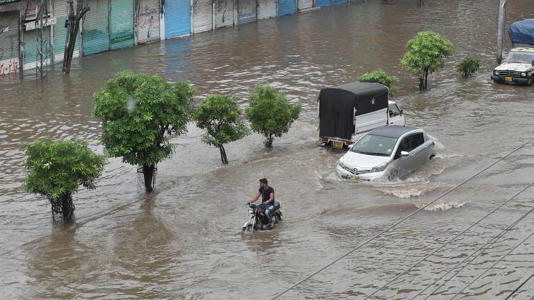 24 людини загинули в результаті повені в Пакистані