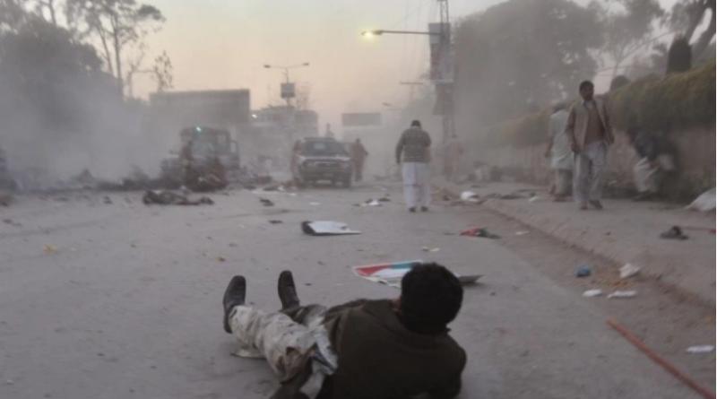 В результаті теракту в столиці Сомалі загинуло щонайменше 12 людей