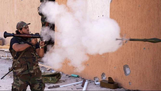У центрі Кабула вибухнули снаряди