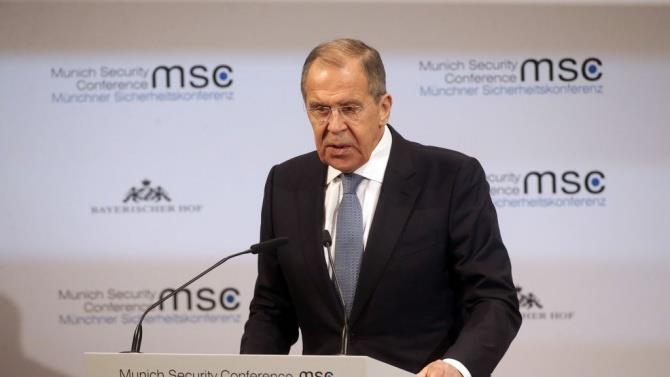 Лавров повідомив про підтримку Лукашенка