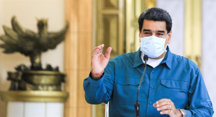 заарештовані підозрювані змові з метою повалення президента Ніколаса Мадуро