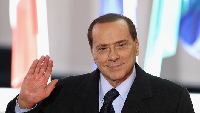 Сільвіо Берлусконі госпіталізований
