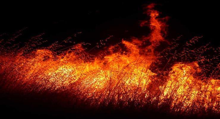 пожежа на Пелопоннесі