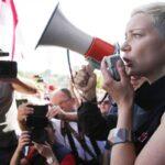 Колесникова і два лідери опозиції в Білорусі знаходяться в Україні