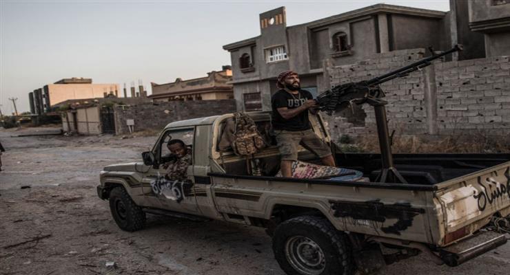 в Лівії триває громадянська війна