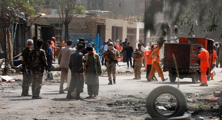 черговий замах на першого віце-президента Афганістану