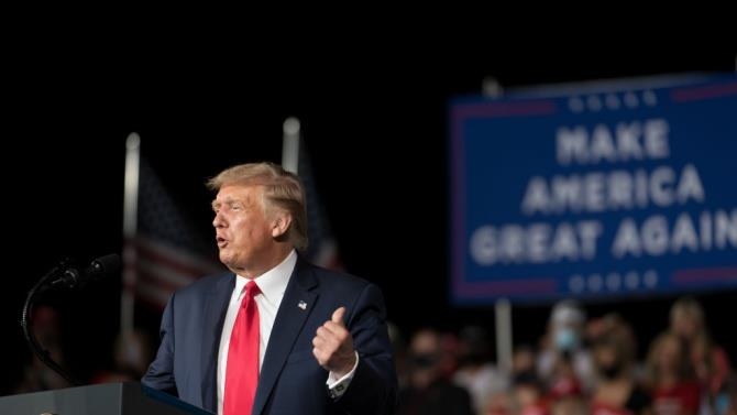 Трамп номінований на присудження Нобелівської премії миру