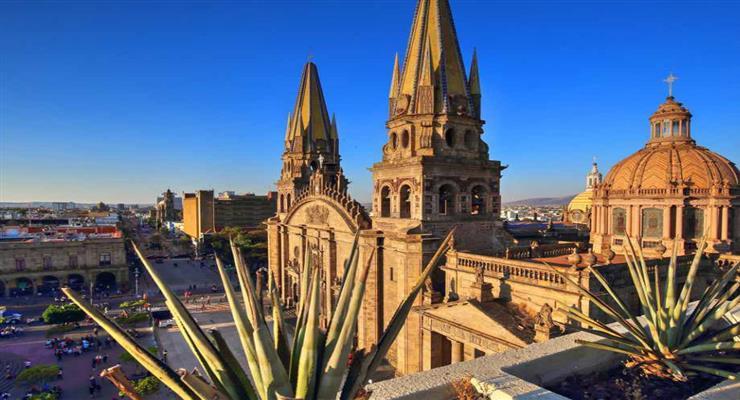 знамениті міста майя в Мексиці відкриті