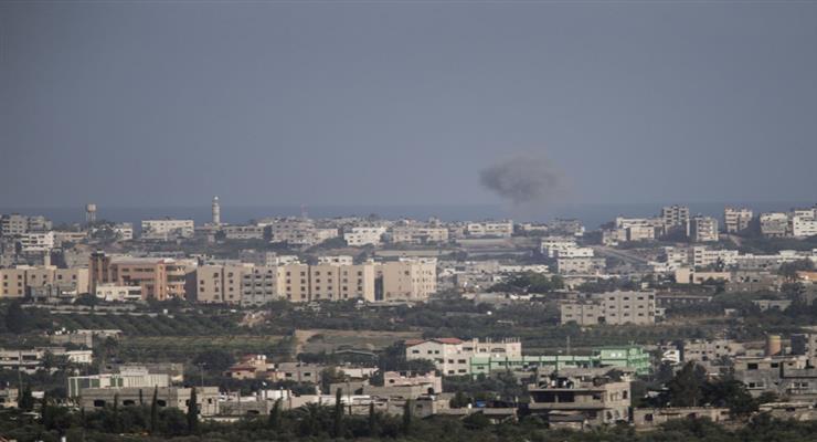 контратака Израиля