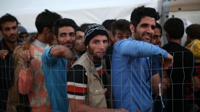 заява про прийом мігрантів