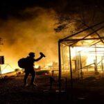 Четыре человека погибли при пожаре в наркологической клинике