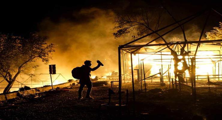 по пожежі порушено кримінальну справу