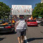 Протести проти обмежувальних заходів в Мадриді