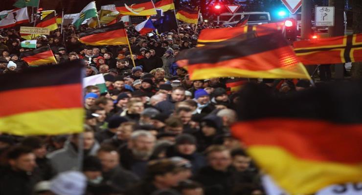 протести на захист біженців