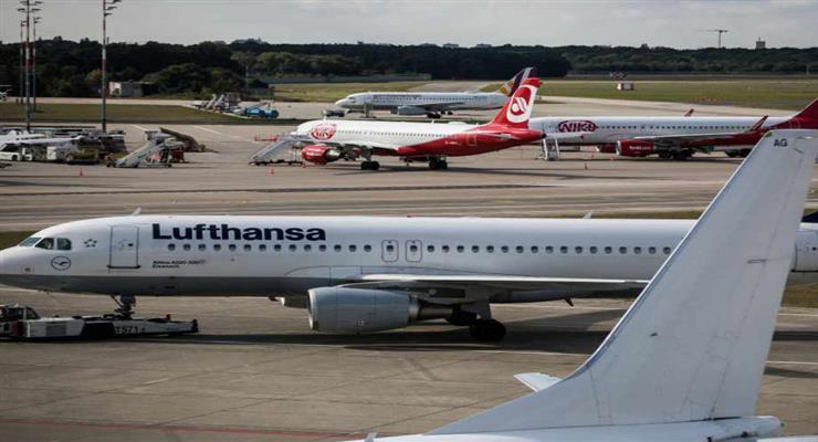 Lufthansa зазнає великих збитків
