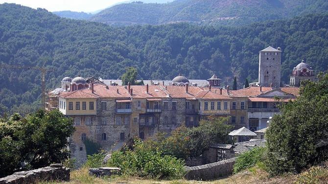 монастир Святого Павла знаходиться на карантині