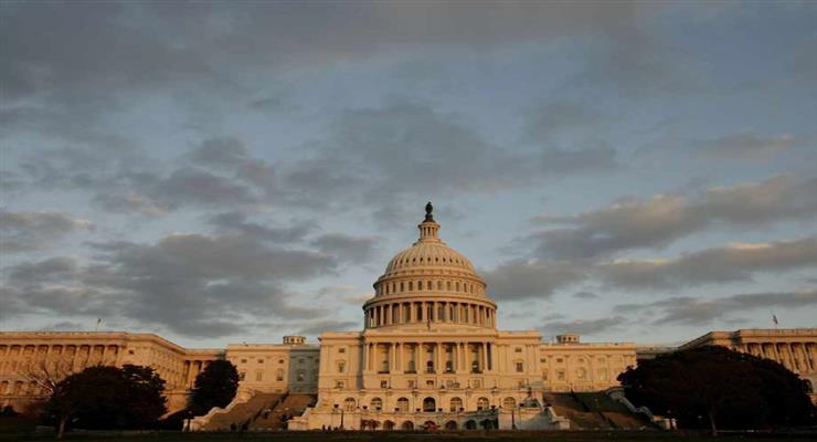 законопроект о временном финансировании федерального правительства