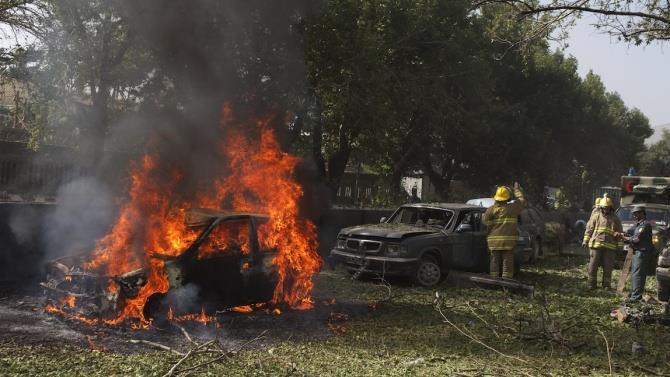 сімнадцять мирних жителів були вбиті в результаті вибуху
