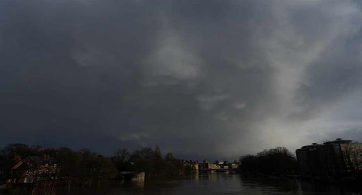 шторм і град обрушилися на Грецію і Туреччину