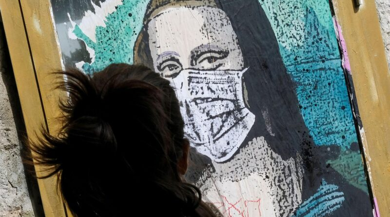 Мадрид став епіцентром коронавируса в Іспанії