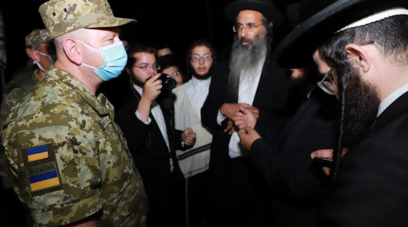 украинские границы закрыты для иностранцев