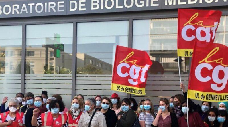 забастовка сотрудников лабораторий во Франции