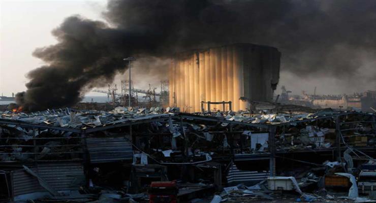 розслідування вибуху в Бейруті