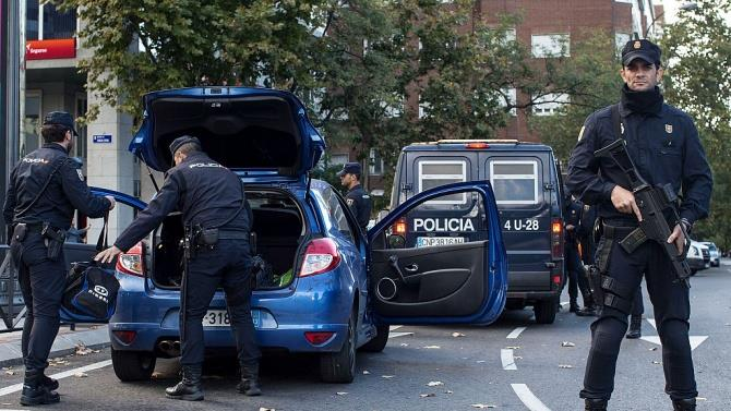 арестован британский преступник