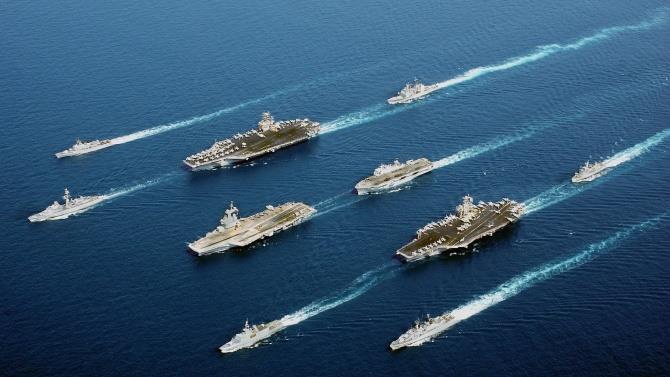 до кінця року ВМС Росії і Єгипту проведуть спільні маневри в Чорному морі