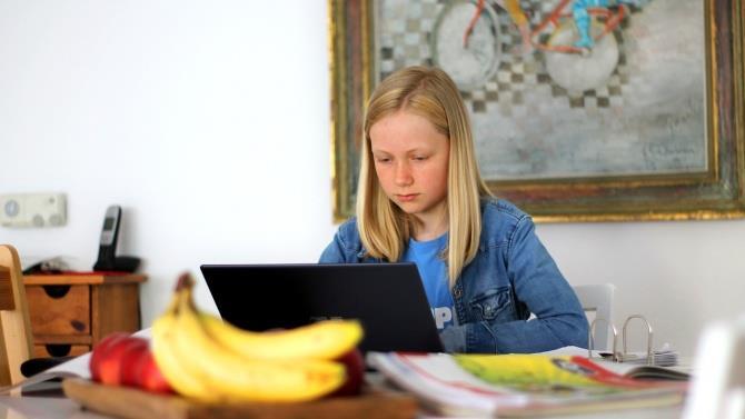 378 школ занимаются он-лайн