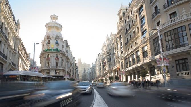 Мадрид протестует против ограничительных мер