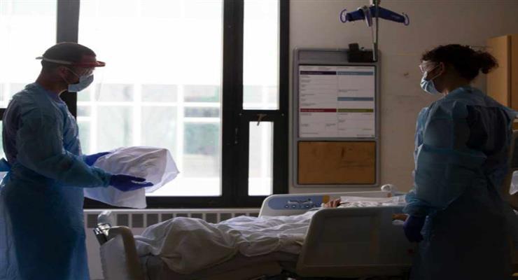 первая жертва повторного заражения коронавирусом
