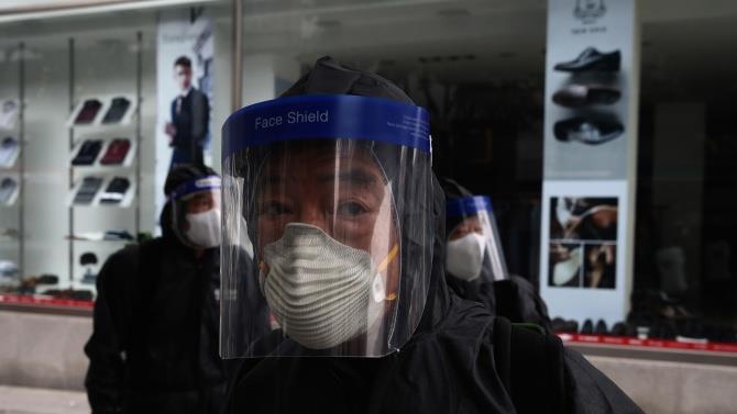 штраф за відсутність маски